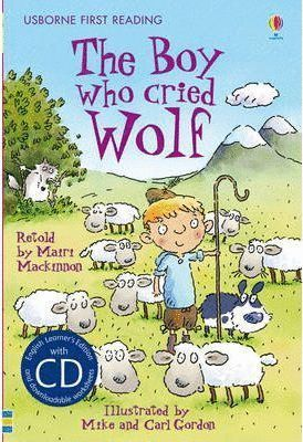 THE BOY WHO CRIED WOLF+CD