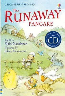 THE RUNAWAY PANCAKE & CD