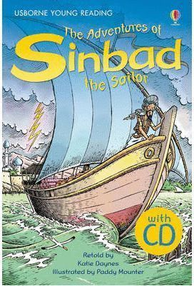 ADVENTURES OF SINBAD THE SAILOR, THE + CD