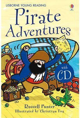 PIRATES ADVENTURES + CD