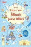 ALBUM PARA NIÑOS