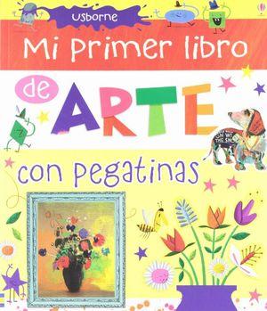 MI PRIMER LIBRO DE ARTE CON PEGATINAS