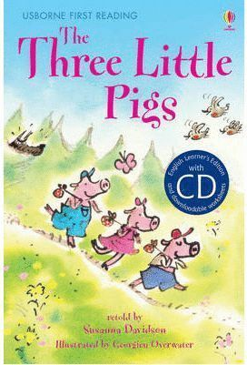 THE THREE LITTLE PIGS & CD