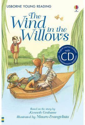THE WIND OF THE WILLOWS + CD