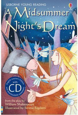 A MIDSUMMER NIGHT'S DREAM & CD
