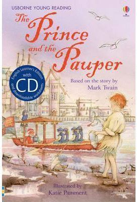 THE PRINCE AND THE PAUPER & CD