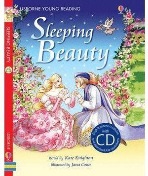 SLEEPING BEAUTY & CD