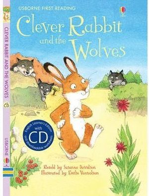 CLEVER RABBIT AND THE WOLVES & CD