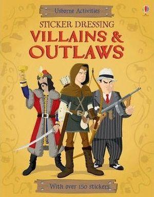 VILLAINS & OUTLAWS
