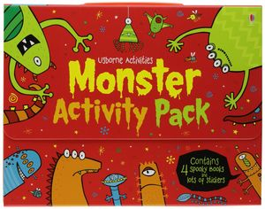 MONSTER ACTIVITY PACK (CAJA)