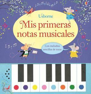 MIS PRIMERAS NOTAS MUSICALES (PIANO Y MELODIA PARA TOCAR)