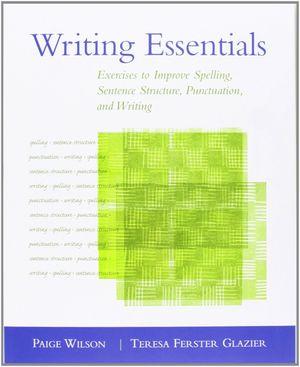 WRITING ESSENTIALS ALUMNO+CD