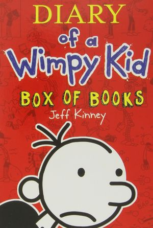 WIMPY KID BOX SET