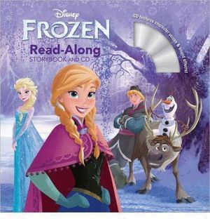 DISNEY FROZEN. READ-ALONG (+ CD) (READ-ALONG STORYBOOK AND CD)