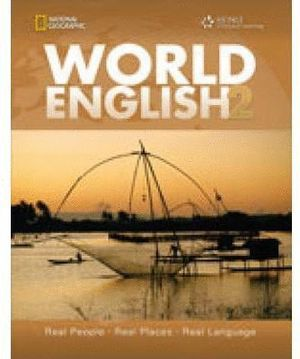 WORLD ENGLISH 2 PRE-INTERMEDIATE A2 - B1 STUDENT + CD