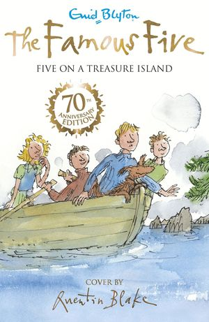 THE FAMOUS FIVE 1 70TH ANNIVERSARY