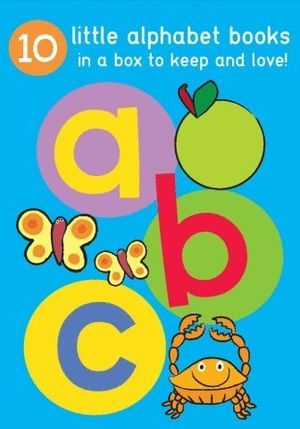 LITTLE ALPHABET BOOKS