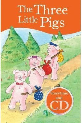 THE THREE LITTLE PIGS +CD