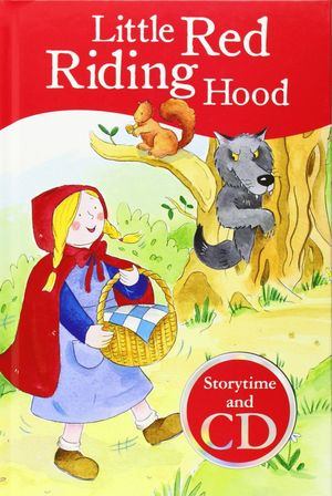 LITTLE RED RIDING HOOD +CD