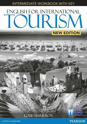 ENGLISH FOR INTERNATIONAL TOURISM INTERMEDIATE WORKBOOK WITH KEY