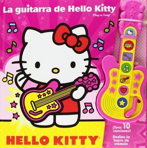 LA GUITARRA DE HELLO KITTY