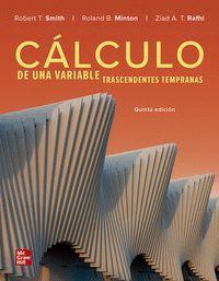 CALCULO DE UNA VARIABLE. TRASCENDENTES TEMPRANAS