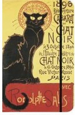 LE CHAT NOIR LIBRO BLANCO 10*15