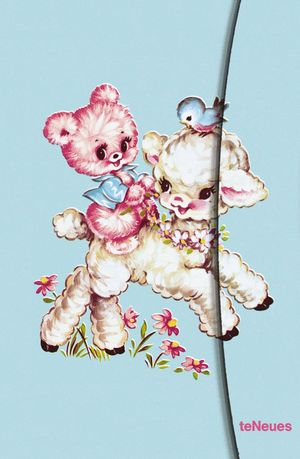 LIBRETA TENEUES LITTLE LAMB 10*15