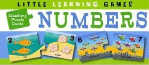 NUMBERS: MATCHING PUZZLE CARDS