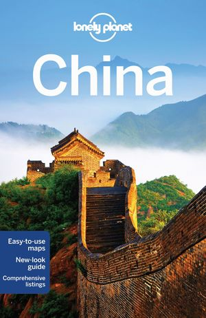 CHINA 14ªED (INGLES) LONELY PLANET