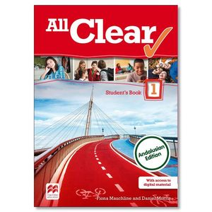 ALL CLEAR 1ºESO STUDENT¦S BOOK ANDALUCIA 2016