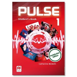 PULSE 1 ESO STUDENT BOOK ANDALUSIAN