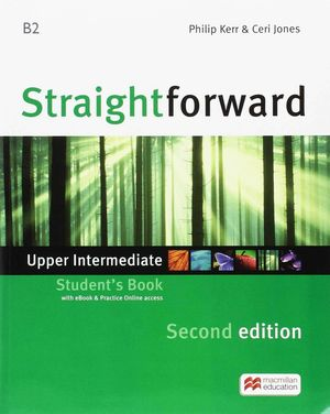 STRAIGHTFORWARD UPPER INTERMEDIATE SECOND ED. UPDATED EBOOK