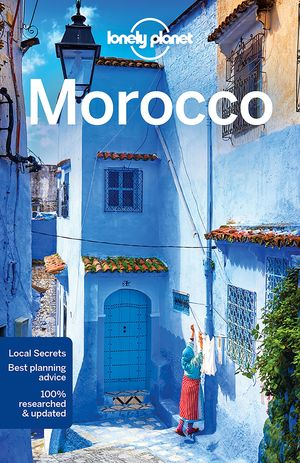 MOROCCO LONELY PLANET 2019
