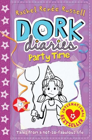 DORK DIARIES 2 PARTY TIME