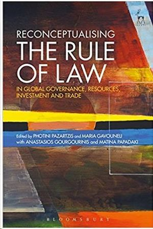 RECONCEPTUALISING THE RULE OF LAW