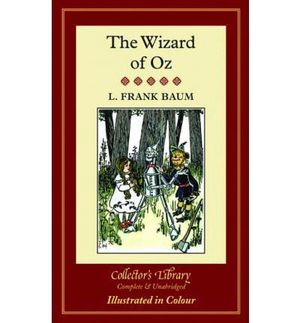 THE WIZARD OF OZ (ILLUSTRATED IN COLOUR)