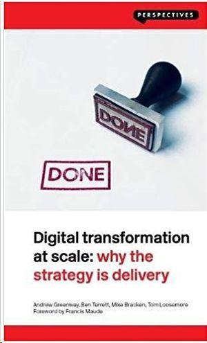 DIGITAL TRANSFORMATION AT SCALE