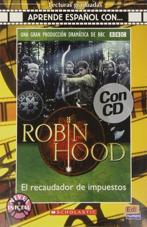 ROBIN HOOD +CD NIVEL INICIAL
