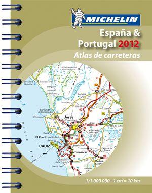 MINI ATLAS ESPAÑA - PORTUGAL (ESPAÑOL)