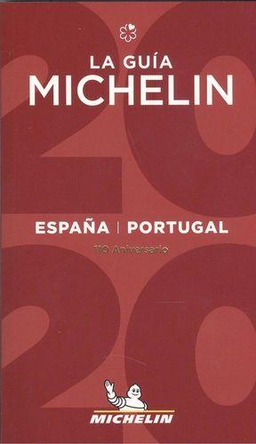 LA GUÍA MICHELIN ESPAÑA & PORTUGAL 2020