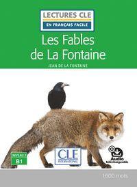 LES FABLES DE LA FONTAINE. B1