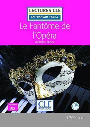 LE FANTÔME DE L'OPÉRA. NIVEAU 3