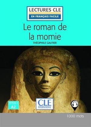 LE ROMAN DE LA MOMIE - NIVEAU 2/A2 - LIVRE -