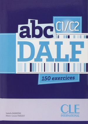 ABC DALF C1/C2 + LIVRET+ CD AUDIO