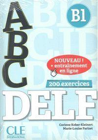 ABC DELE B1 X CD (200 EXERCISES)