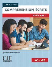 COMPREHENSION ECRITE 1 - NIVEAU 1 - LIVRE - 2º EDITION