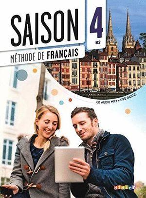 SAISON 4 ELEVE+CD+DVD