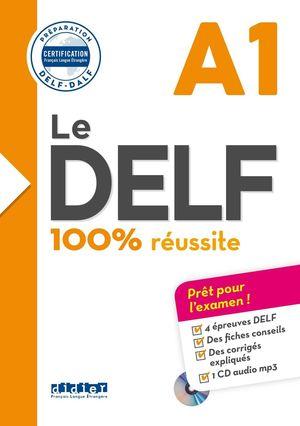 NOUVEAU DELF A1 REUSSITE. 2016 - LIVRE + CD