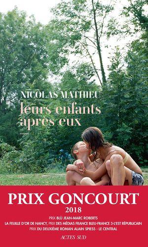 LEURS ENFANTS APRÈS EUX